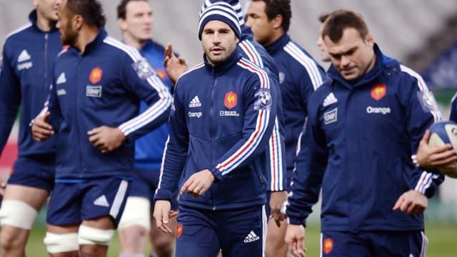Michalak emmène le groupe France