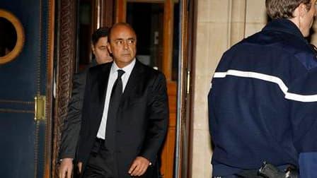 La Cour de cassation a refusé la remise en liberté de Pierre Falcone, condamné en octobre dernier à six ans de prison pour commerce illicite d'armes vers l'Angola entre 1993 et 1998. /Photo d'archives/REUTERS/Jacky Naegelen