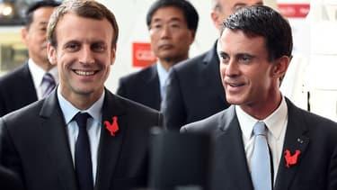 Emmanuel Macron ne participera pas à la primaire de la gauche, Manuel Valls pourrait être candidat face à François Hollande