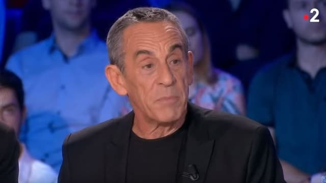 Thierry Ardisson samedi soir dans ONPC