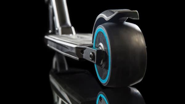 l'e-kick aurait offrirait 12 km d'autonomie