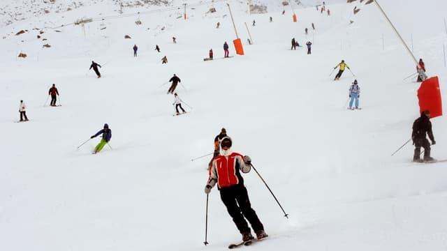 Les stations de ski inquiètent face au manque de neige.