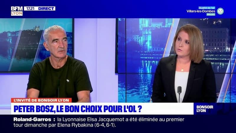Raymond Domenech était l'invité de Bonsoir Lyon du lundi 31 mai 2021