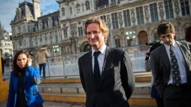 Géraldine Poirault-Gauvin, Charles Beigbeder et Serge Federbush mardi 7 janvier à Paris