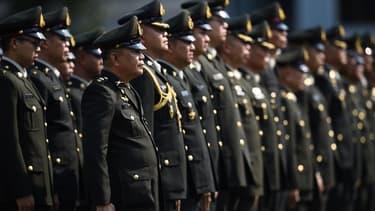 Selon l'armée thaïlandaise, plus de 18 millions de cachets de méthamphétamine ont été saisis. Image d'illustration.