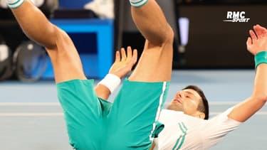 """Tennis : """"Il fait le drama queen"""", comment Djokovic a terni sa réputation... dès 2005"""