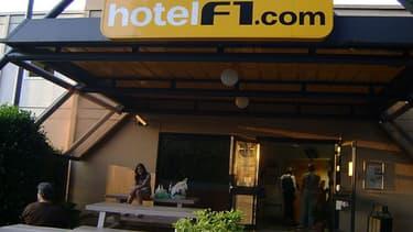Hotel F1 s'appelait Formule 1 jusqu'en 2008