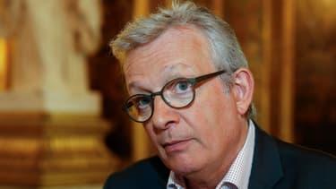 """Le numéro un du PCF, Pierre Laurent demande à Emmanuel Macron de """"révéler les conditions réelles de l'accord avec General Electric""""."""