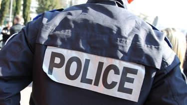 Un policier, image d'illustration.