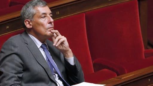 Henri Guaino a fustigé le soutien de l'UMP à François Bayrou, mais aussi le parachutage d'Alain Lamassoure en Ile-de-France aux européennes.