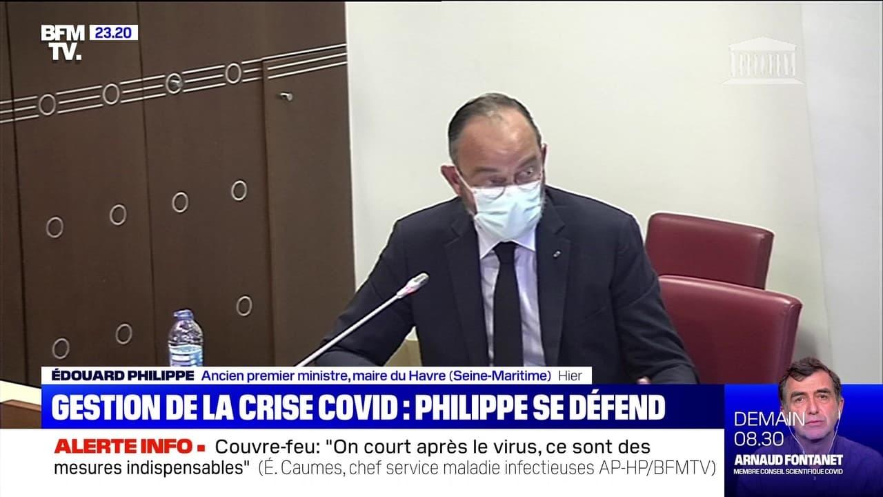 Le choix de Max: Gestion de la crise Covid, Philippe se défend - 22/10