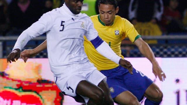 Mensah sera suspendu contre l'Uruguay