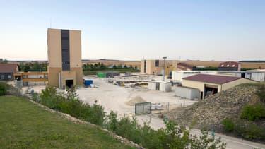 L'Andra prévoit de lancer sur ce site en 2017 (ici photographié le 28 juin 2011) le projet controversé de stockage de déchets radioactifs Cigéo.