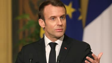 Le président de la République Emmanuel Macron. (Photo d'illustration)