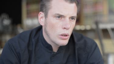 Norbert Tarayre sur Bordeaux TV, en 2012.
