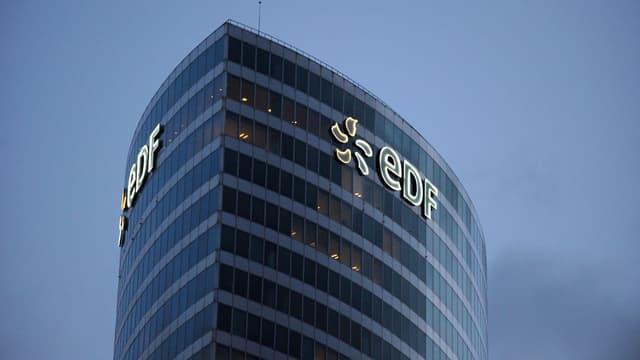 EDF perd plus de 7% en Bourse