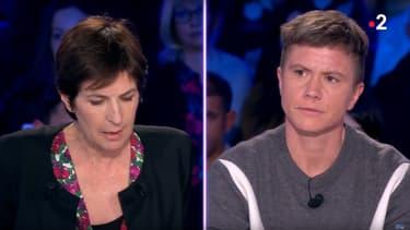 Christine Angot et Océan, le 3 novembre sur France 2