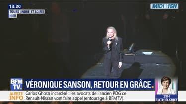 Véronique Sanson, retour en grâce