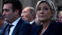 Marine Le Pen et Florian Philippot entament un duel à distance