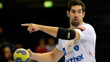 Nicolas Karabatic est l'un des joueurs français les plus connus