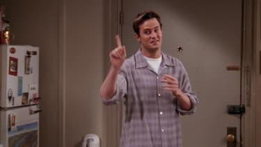 Chandler Bing, personnage de Friends