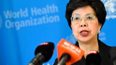 L'Organisation mondiale de la Santé a présenté son premier rapport sur le suicide. Ici, la directrice générale de l'OMS Margaret Chan, le 8 août 2014.