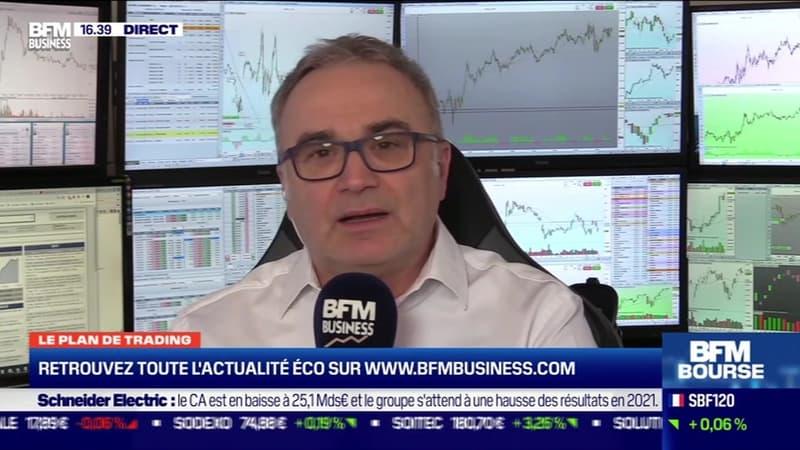 Jean-Louis Cussac (Perceval Finance Conseil) : Quel potentiel technique pour les marchés européens ? - 11/02