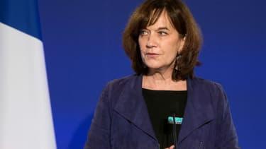 La sénatrice PS Laurence Rossignol.