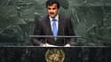 L'émir du Qatar à l'assemblée générale de l'ONU