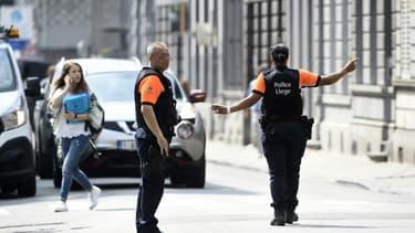 Fusillade à Liège ce mardi 29 mai 2018 -