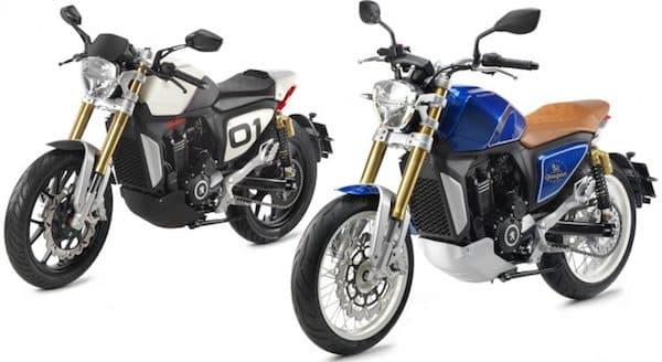 Peugeot Motocycle
