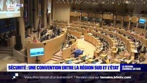 Sécurité: une convention entre la région et l'Etat