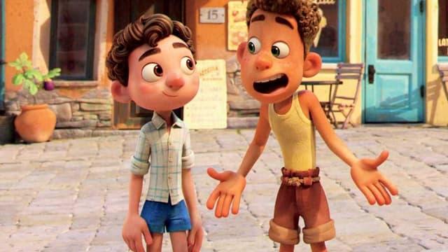 """""""Luca"""", le Pixar de 2021"""
