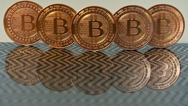 """""""Miner"""" du bitcoin est une activité particulièrement énergivore. (image d'illustration)"""
