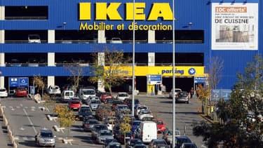 Ikea veut ouvrir une dizaine de magasins d'ici à 6 ans.