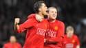 Cristiano Ronaldo et Wayne Rooney