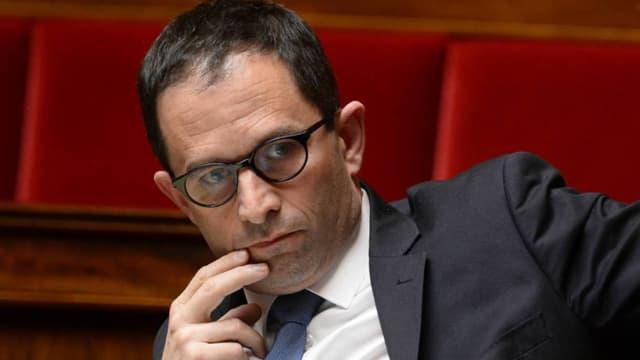 Benoît Hamon créera-t-il la surprise lors de la primaire à gauche? (Photo d'illustration)
