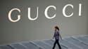 Gucci, filiale de PPR, a vu sa croissance organique reculer de deux points ce trimestre par rapport au précédent.
