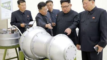 La puissance du dernier essai nucléaire nord-coréen est désormais estimée à 120 kilotonnes.