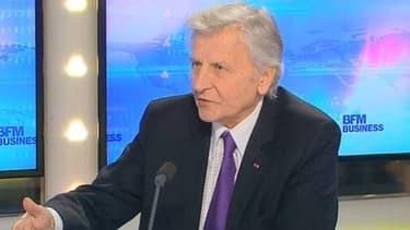 Jean-Claude Trichet était l'invité de BFM Business, ce vendredi 20 décembre.