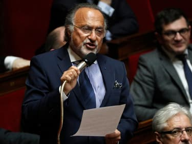 Le député Olivier Dassault
