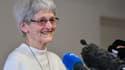 """Soeur Bernadette Moriau a raconté son """"miracle"""" mardi lors d'une conférence de presse."""