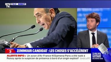 Éric Zemmour bientôt candidat pour 2022 ? Les choses s'accélèrent