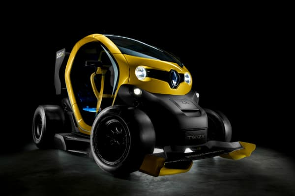 Le Twizy Renault Sport F1