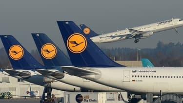 Lufthansa augmente les salaires de ses pilotes.