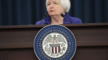 La BCE ayant rassuré les marchés, c'est à la FED de se livrer au complexe exercice de la décision de politique monétaire, mercredi soir. De nouveau beaucoup de pression autour de la présidente Janet Yellen.