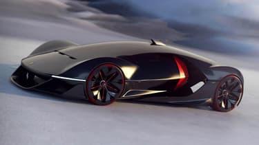"""Le projet vainqueur, """"Manifesto"""" est le plus représentatif du futur de Ferrari selon le jury. A vous de juger ..."""