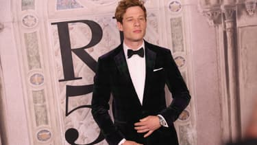 James Norton en 2018
