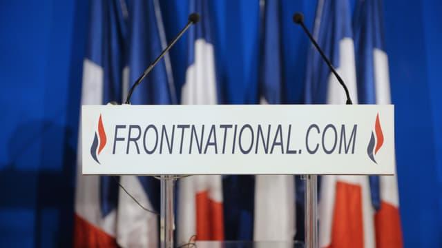 """Pour le FN, le """"libre-échange mondialisé"""" constitue une menace pour la planète."""
