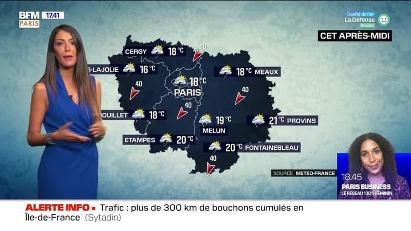 Météo Paris-Ile de France du 22 juin: Un temps toujours instable